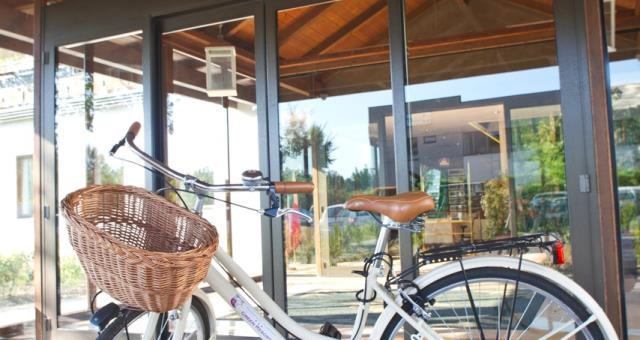 biciclette del Best Western Modena District