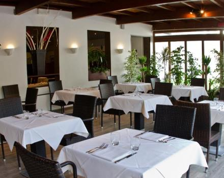Probieren Sie das Restaurant des Hotels Best Western Hotel Modena District