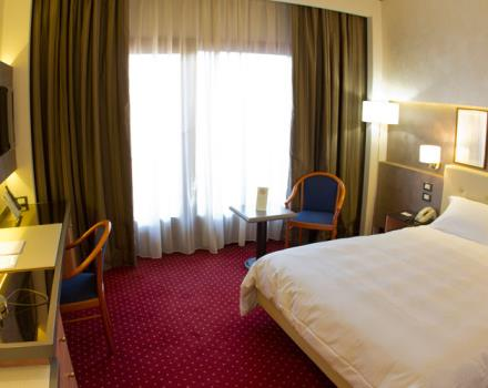 Visit Modena and stay at the Best Western Hotel Modena District