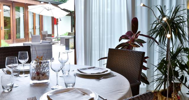 Best Western Modena District restaurant Osteria Emilia a delightful place to rediscover the genuine flavours of Modena