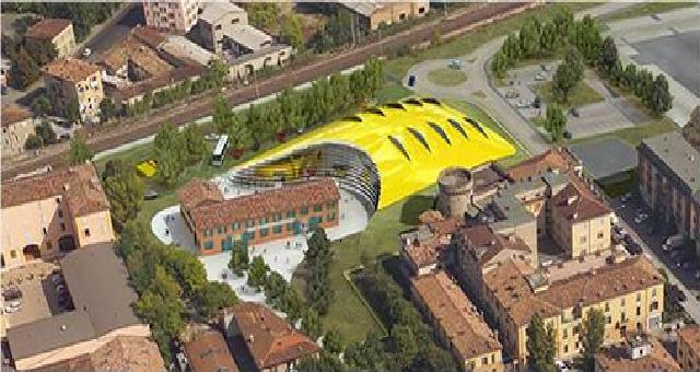 The restoration of Enzo Ferrari native home and the accomplishment of the adjoining complex dedicated to sport motor racing.