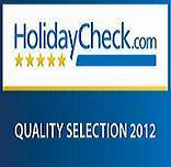 Mark holiday chek for quality year 2012 Best Western Hotel Modena District.